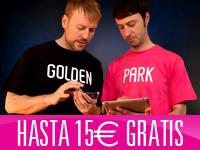recarga golden park