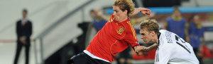 Torres marca a Alemania