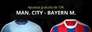 manchester city - Bayern