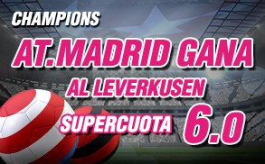 champions at madrid gana Wanabet