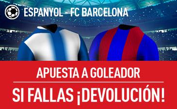 Sportium La Liga Espanyol Barcelona Devolucion