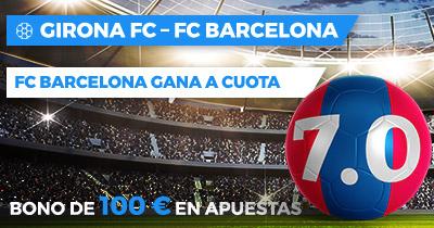 Paston La Liga Girona FC - FC Barcelona
