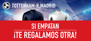 Sportium Tottenham - R. Madrid