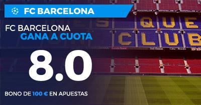 Supercuota Paston Champions FC Barcelona