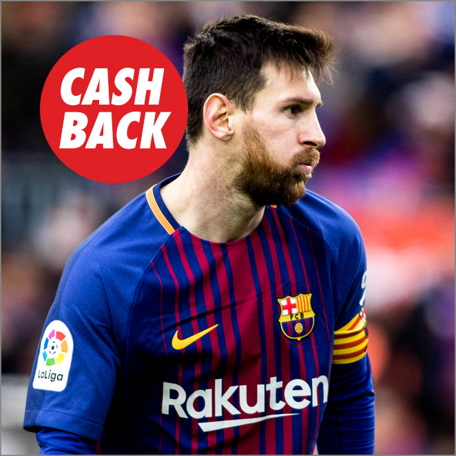 Circus Champions League Cashback