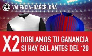 Sportium Copa del Rey Valencia - Barcelona