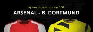 Arsenal - Borussia