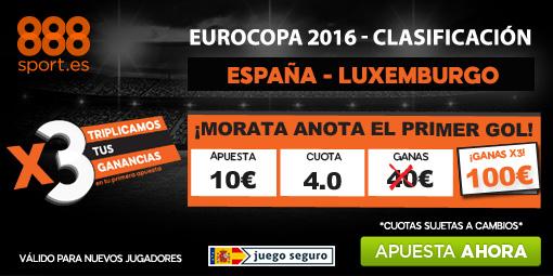 Banner Morata Anota primer Gol