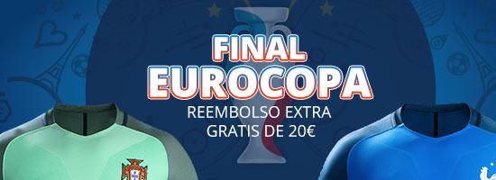 apuesta gratis luckia final euro