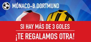 Sportium Champions Monaco B Dortmund Regalo