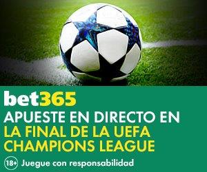 Bet365 final Champions League