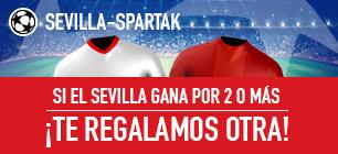 Sportium champions Sevilla - Sparktak