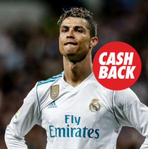 apuestas legales Circus Champions League Bayern - R. Madrid cashback