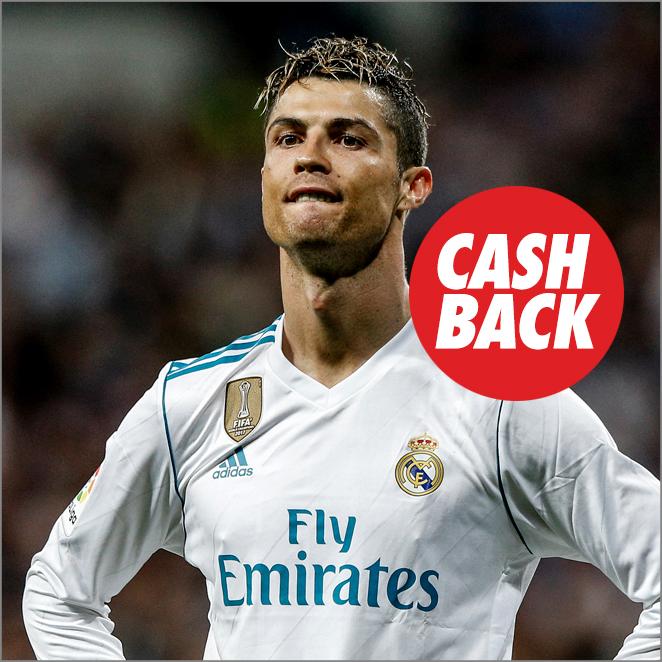 apuestas legales Circus Semifinal Champions League R. Madrid - Bayern Cashback
